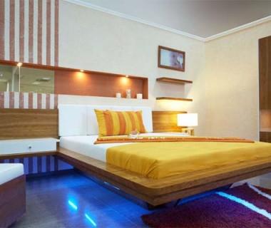 Dormitor floare de cires